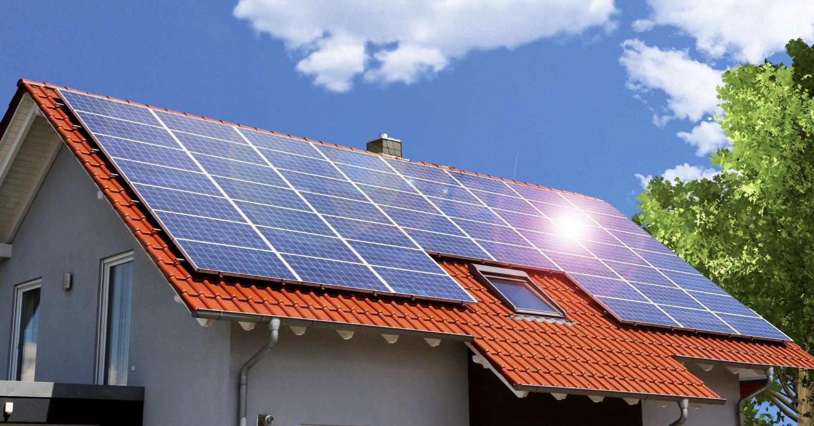 vantagens da energia solar para sua casa