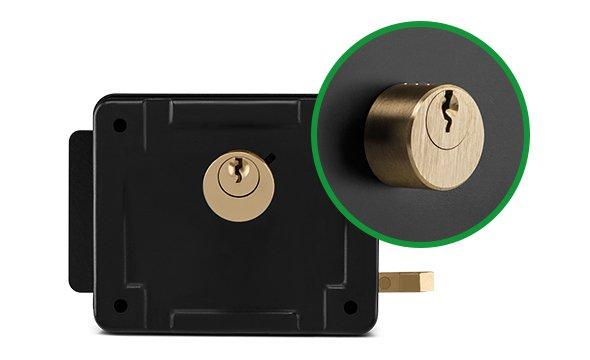 Fechadura elétrica - FX 500 - 02