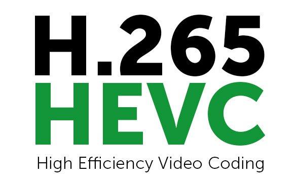 Novo codec H.265+