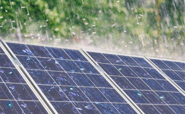 placa solar resistente intelbras