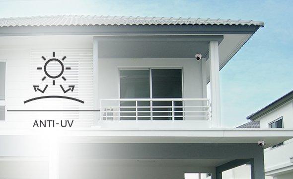 mais proteção e durabilidade câmera Multi HD com infravermelho VHD 1120 D G5