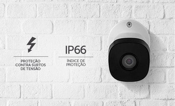 proteção câmera Bullet Multi HD VHD 1010 B G5