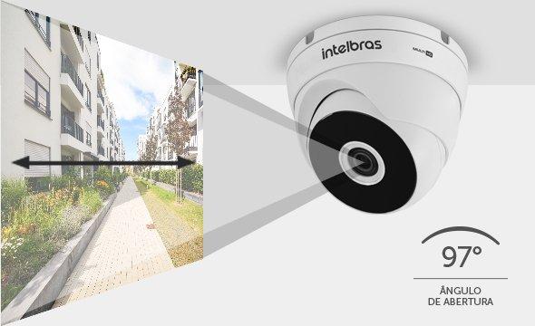 ampliando sua visão com a câmera Multi HD com infravermelho VHD 3120 D G5