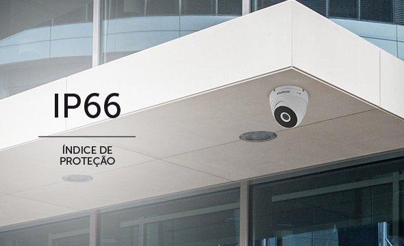 mais proteção e durabilidade com a câmera Multi HD com infravermelho VHD 3120 D G5