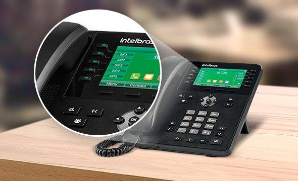 Telefone IP Giga TIP 635G