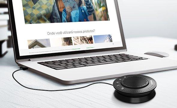 Audioconferência USB CAP 100 USB