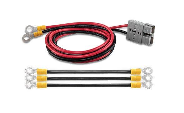 cabo engate rápido para conexão de baterias externas CBO 603