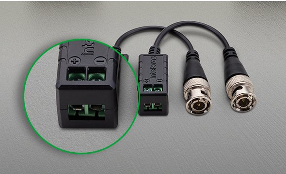 Instalação simplificada com o Balun Passivo Intelbras VB 501 P com Transmissão de Vídeo Ultra HD 4K para até 300 metros