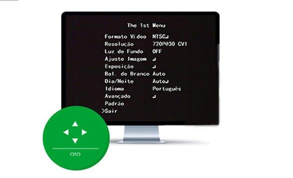 menu OSD