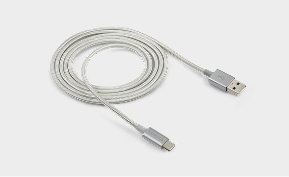 cabo USB para USB-C intelbras