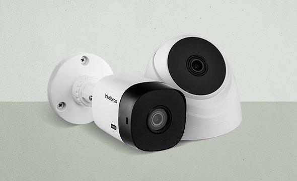 Modelos compatíveis com Caixa de passagem para CFTV VBOX 3000 P Intelbras