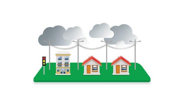 Proteção contra curto-circuito, sobrecarga e sobretensão