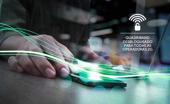 Módulo quadriband com comunicação GPRS