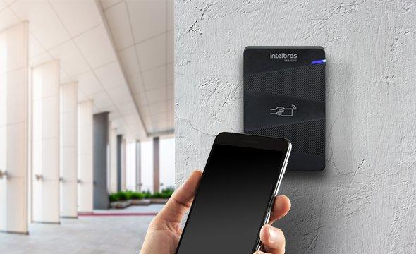 Facilidade no controle de acesso com Etiqueta de Acionamento RFID Intelbras TH 3030 MF