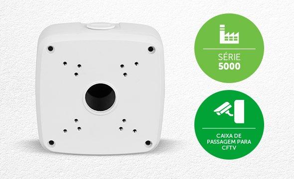 Garantia de qualidade IntelbrasVBOX-5100-E