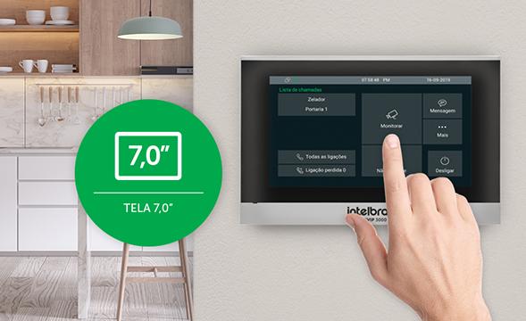 Tela touch screen