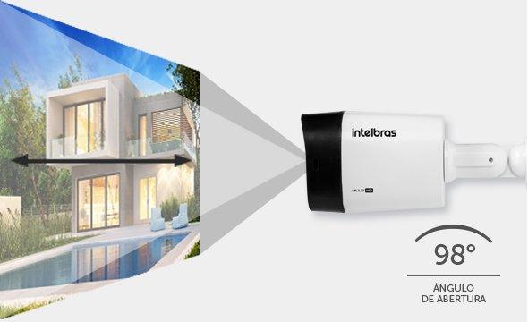 Câmera Intelbras Residencial