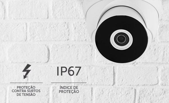 Intelbras - proteção ip67