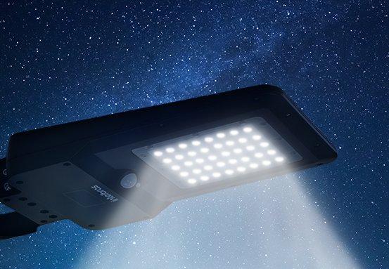 Luminária Solar Integrada SLI 1600 Intelbras