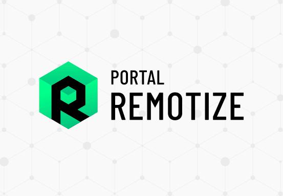 gerenciamento centralizado via Remotize